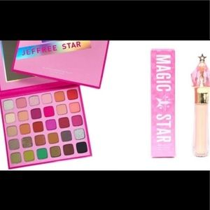 Jeffree Star gorgeous Artistry jumbo Pallet set 💕